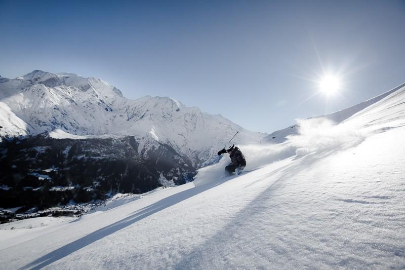Ecole de ski megeve