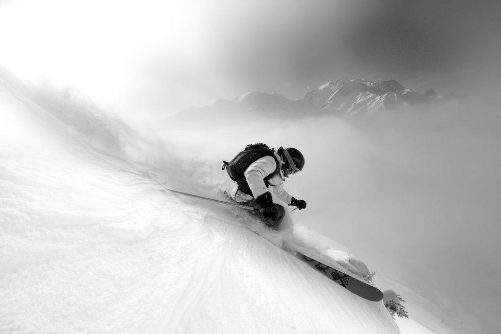 cours de ski Megeve