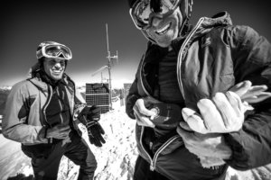 Moniteurs skis Megève