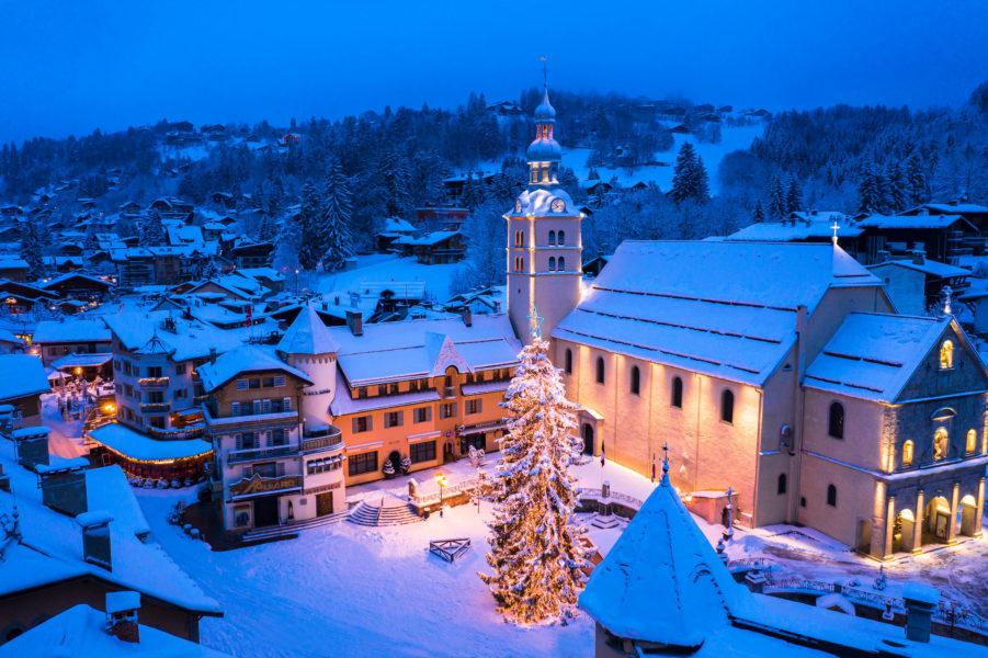 Ecole de Ski Megève France