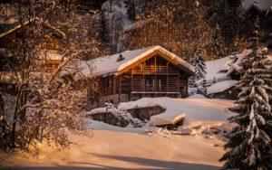 chalet megeve ski