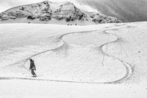 Ecole de Snowboard à Megève